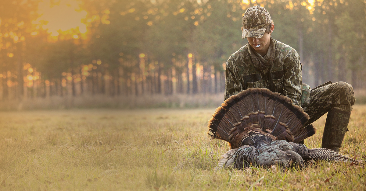 Hunters who sign up for the survey by May 10 will be automatically entered to win a new shotgun donated by the Alabama Chapter of the National Wild Turkey Federation.
