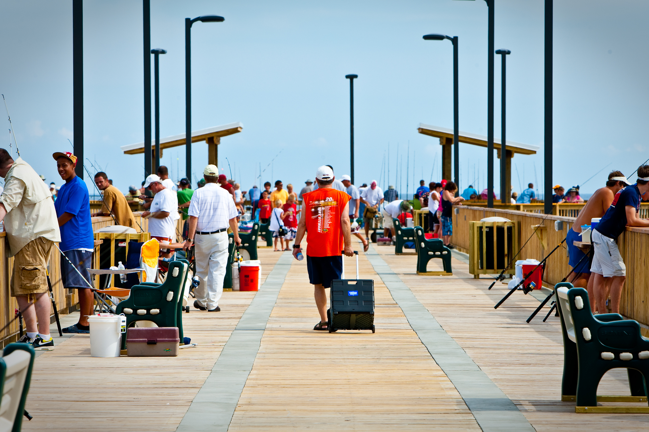 Gulf State Park Pier Fishing Experience