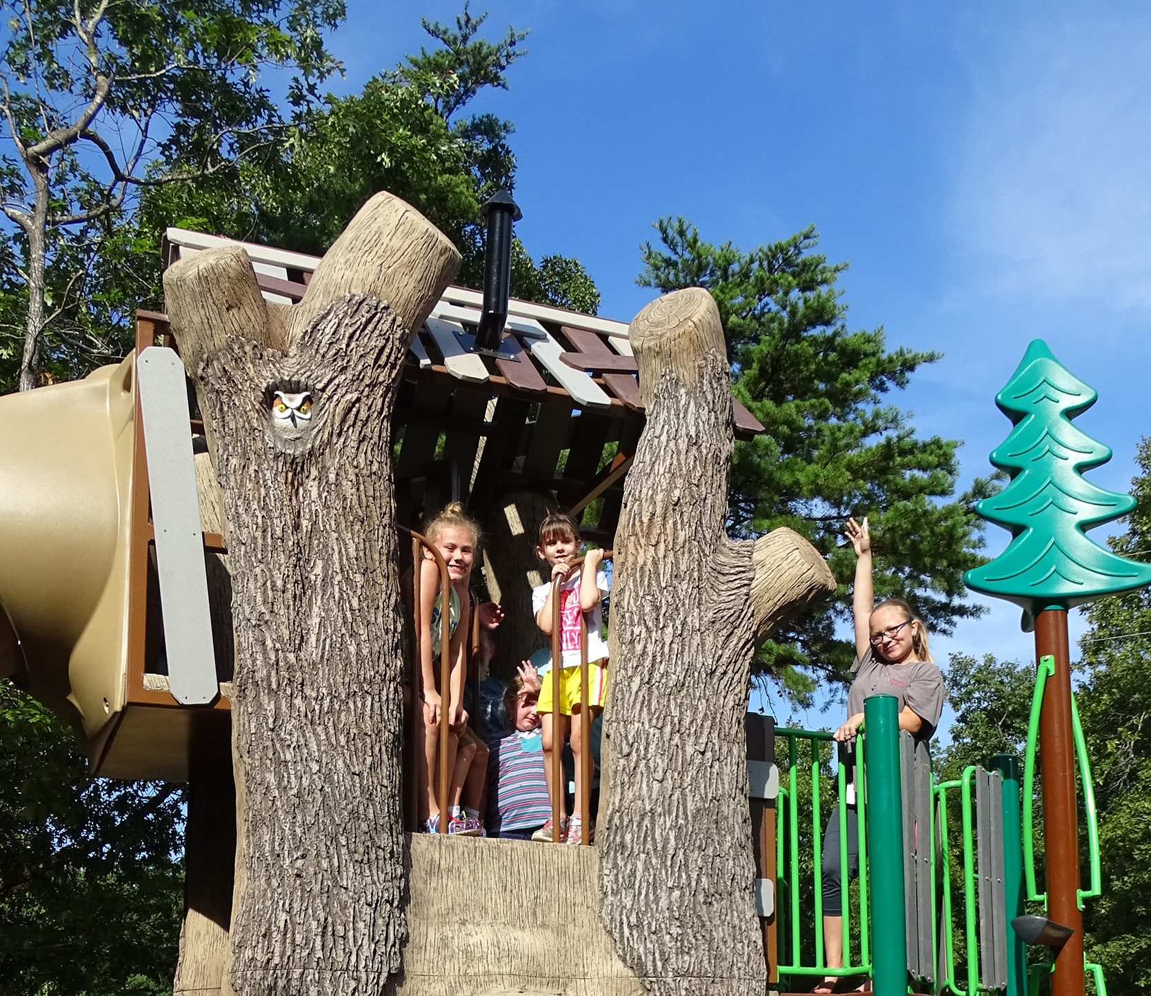 Cheaha State Park Opens New Playground