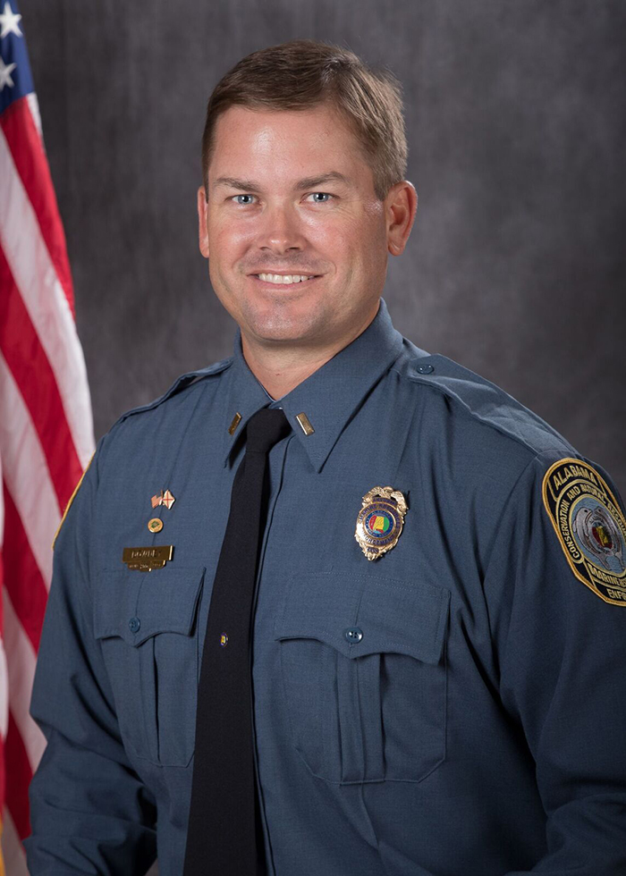 Downey Named Chief of Enforcement for Marine Resources