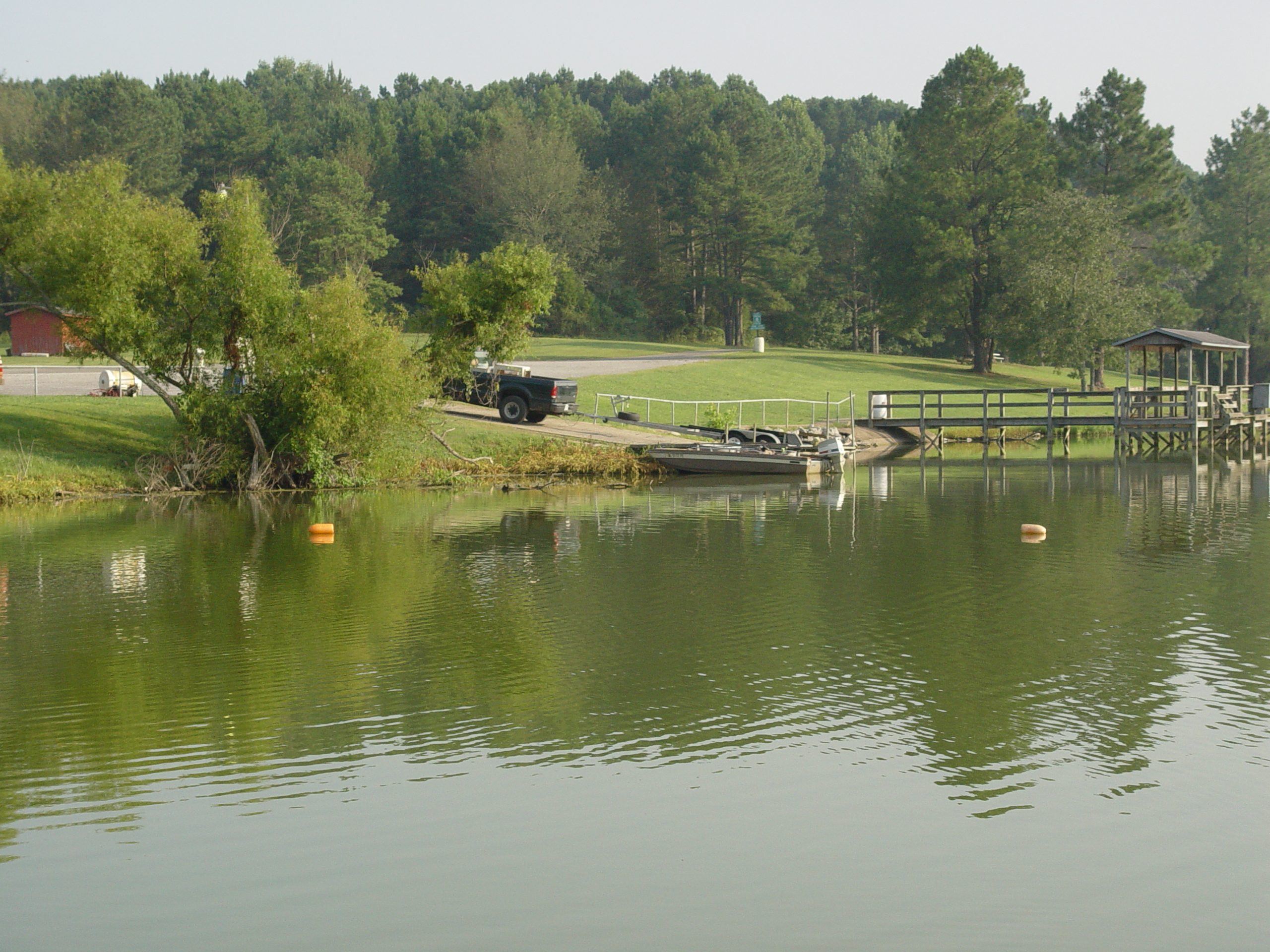 Trout Fishing at Madison County Public Fishing Lake Begins Nov. 27