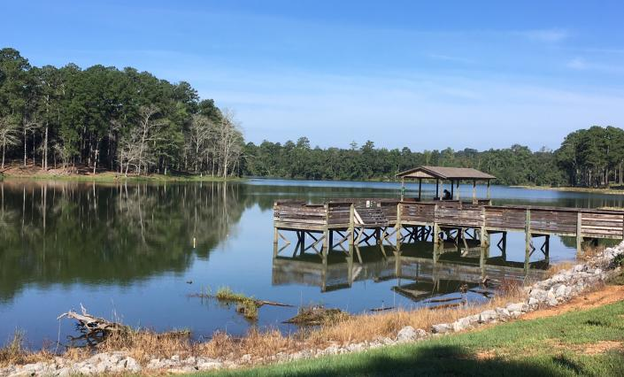 Pike County Public Fishing Lake Temporarily Closed Dec. 23