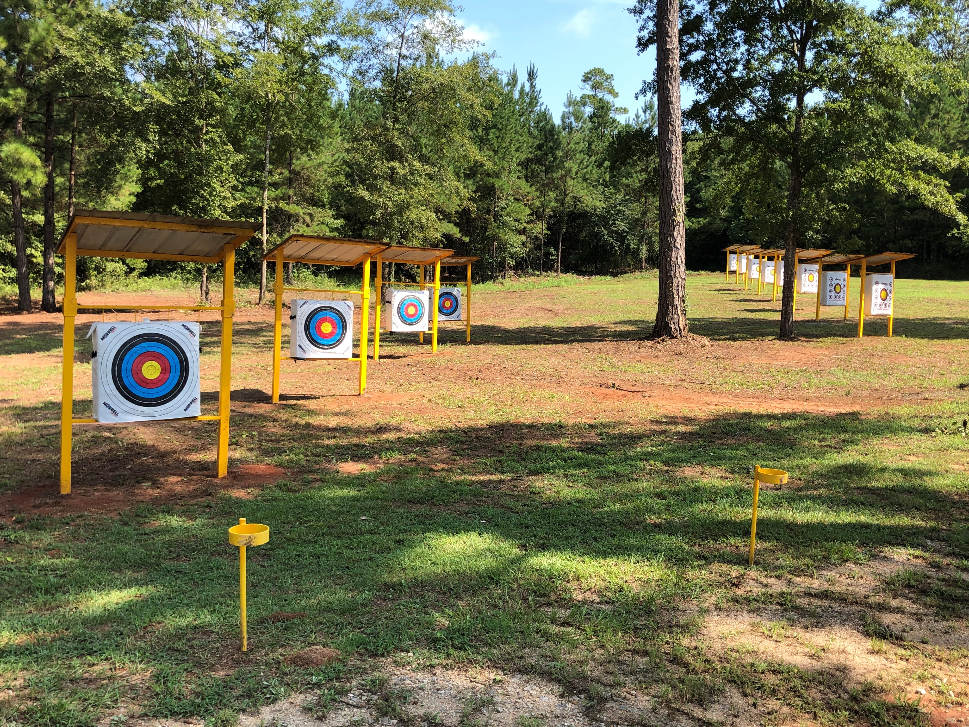 Community Archery Park Opens at Pike County Public Fishing Lake
