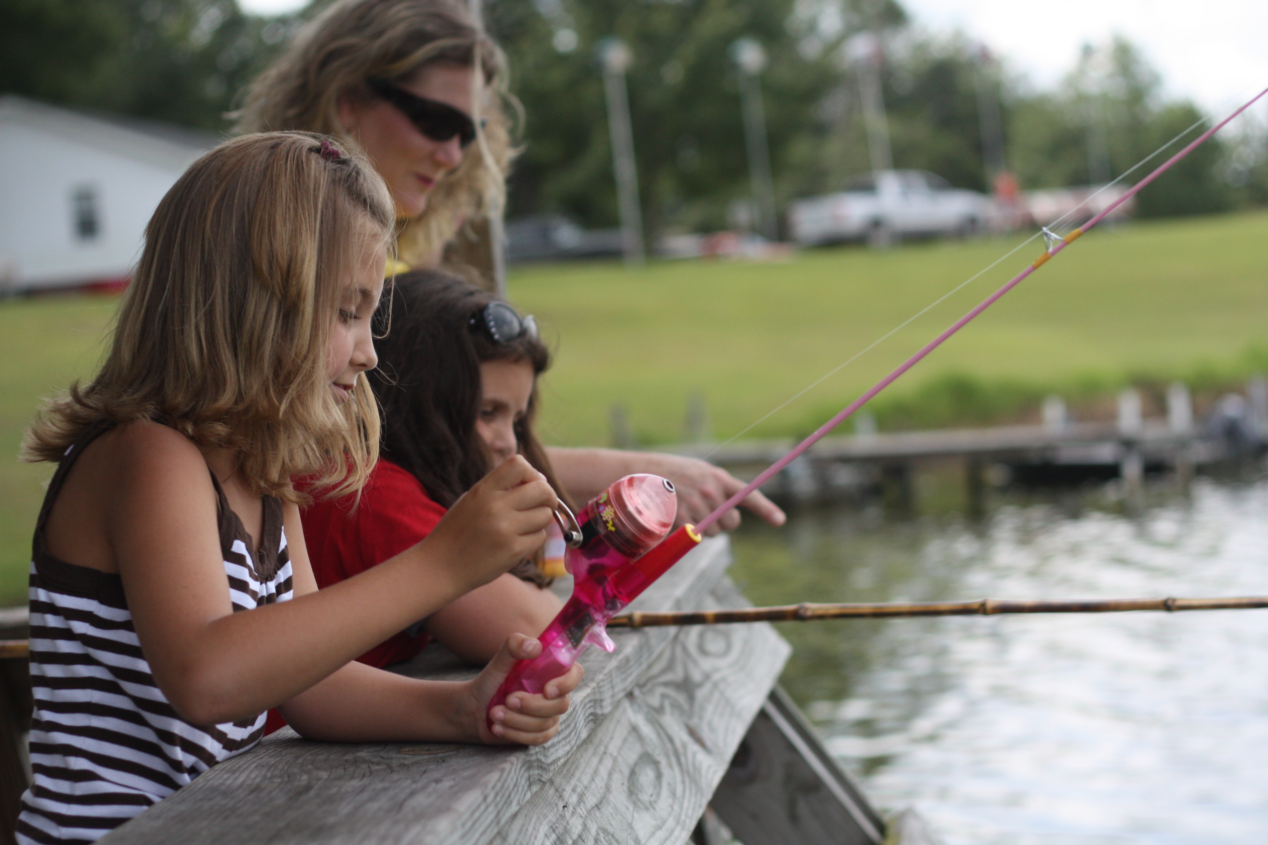 Free Fishing Day is June 9